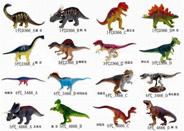 Different types of dinosaurs bing images - Liste dinosaures ...